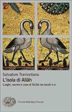 Copertina del libro L'isola di Allah di Salvatore Tramontana
