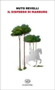 Copertina del libro Il disperso di Marburg di Nuto Revelli