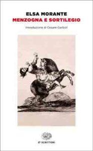 Copertina del libro Menzogna e sortilegio di Elsa Morante