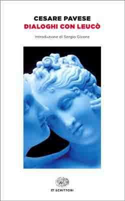 Copertina del libro Dialoghi con Leucò di Cesare Pavese