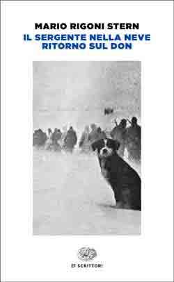 Copertina del libro Il sergente nella neve. Ritorno sul Don di Mario Rigoni Stern