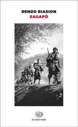Copertina del libro Sagapò di Renzo Biasion