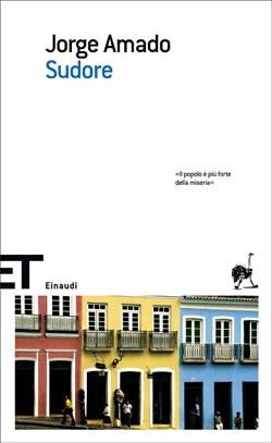 Copertina del libro Sudore di Jorge Amado