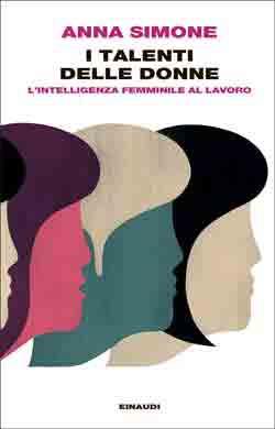 Copertina del libro I talenti delle donne di Anna Simone