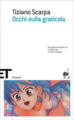 Copertina del libro Occhi sulla graticola di Tiziano Scarpa