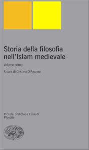 Copertina del libro Storia della filosofia nell'Islam medievale. Volume primo di VV.