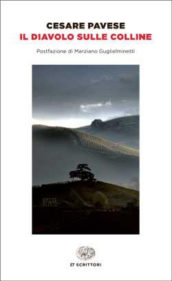 Copertina del libro Il diavolo sulle colline di Cesare Pavese