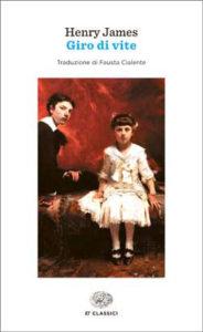 Copertina del libro Giro di vite di Henry James