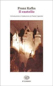 Copertina del libro Il castello di Franz Kafka