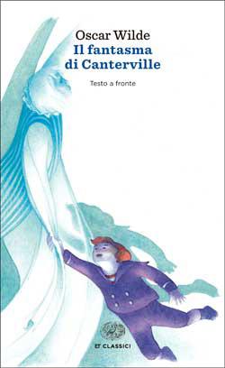 Copertina del libro Il fantasma di Canterville di Oscar Wilde