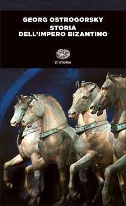 Copertina del libro Storia dell'impero bizantino di Georg Ostrogorsky