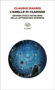 Copertina del libro L'anello di Clarisse di Claudio Magris
