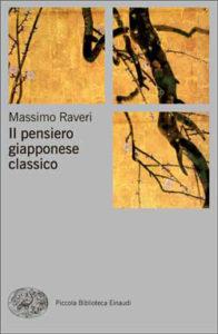 Copertina del libro Il pensiero giapponese classico di Massimo Raveri