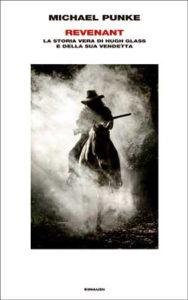 Copertina del libro Revenant di Michael Punke