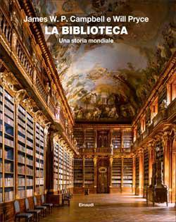 Copertina del libro La biblioteca di James W. P. Campbell, Will Pryce