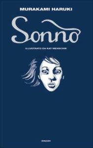 Copertina del libro Sonno di Murakami Haruki