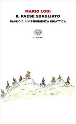 Copertina del libro Il paese sbagliato di Mario Lodi