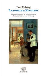 Copertina del libro La sonata a Kreutzer di Lev Tolstoj