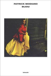 Copertina del libro Bijou di Patrick Modiano