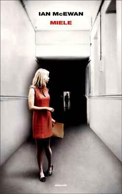 Copertina del libro Miele di Ian McEwan