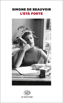 Copertina del libro L'età forte di Simone de Beauvoir