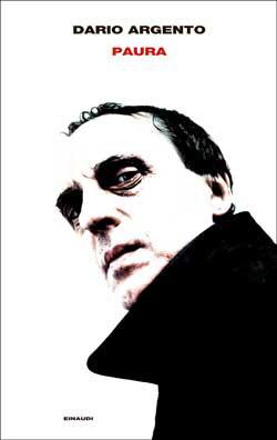 Copertina del libro Paura di Dario Argento