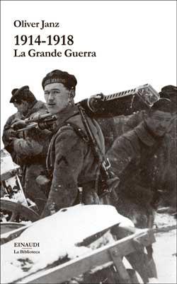 Copertina del libro 1914-1918 di Oliver Janz