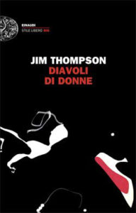 Copertina del libro Diavoli di donne di Jim Thompson