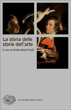 Copertina del libro La storia delle storie dell'arte