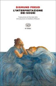 Copertina del libro L'interpretazione dei sogni di Sigmund Freud