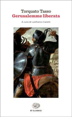 Copertina del libro Gerusalemme liberata di Torquato Tasso
