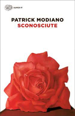 Copertina del libro Sconosciute di Patrick Modiano