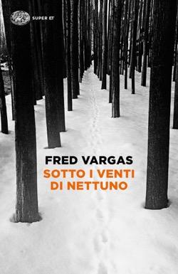 Copertina del libro Sotto i venti di Nettuno di Fred Vargas