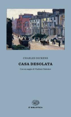 Copertina del libro Casa Desolata di Charles Dickens