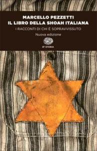 Copertina del libro Il libro della Shoah italiana di Marcello Pezzetti