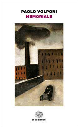 Copertina del libro Memoriale di Paolo Volponi