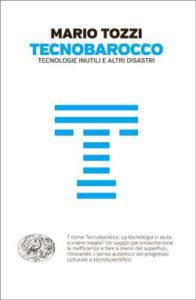 Copertina del libro Tecnobarocco di Mario Tozzi