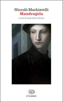Copertina del libro La mandragola di Niccolò Machiavelli