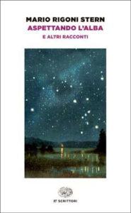 Copertina del libro Aspettando l'alba di Mario Rigoni Stern