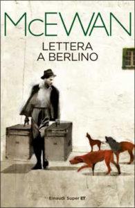 Copertina del libro Lettera a Berlino di Ian McEwan