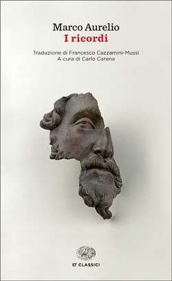Copertina del libro I ricordi di Marco Aurelio