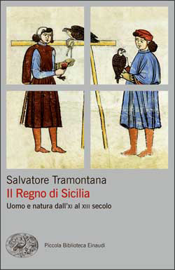 Copertina del libro Il Regno di Sicilia di Salvatore Tramontana