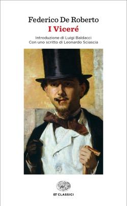 Copertina del libro I Viceré (Einaudi) di Federico De Roberto