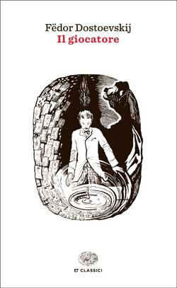 Copertina del libro Il giocatore di Fëdor Dostoevskij