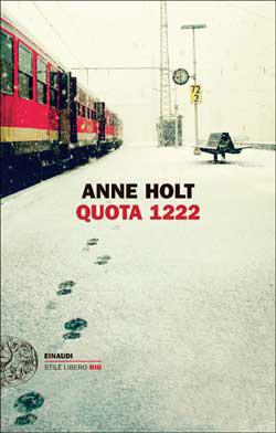 Copertina del libro Quota 1222 di Anne Holt
