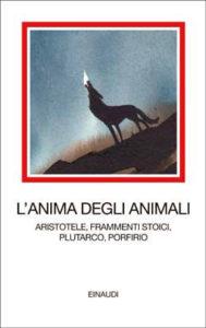 Copertina del libro L'anima degli animali di VV.