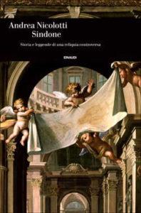 Copertina del libro Sindone di Andrea Nicolotti