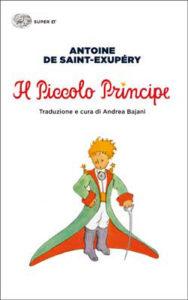 Copertina del libro Il Piccolo Principe di Antoine de Saint-Exupéry