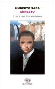 Copertina del libro Ernesto di Umberto Saba