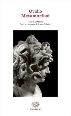 Copertina del libro Metamorfosi di Publio Ovidio Nasone